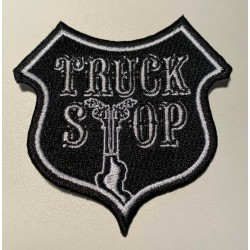 Aufnäher Truck Stop Wappen